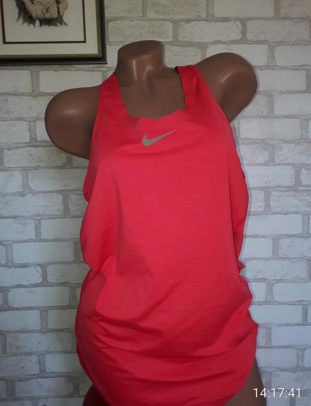 Nike pro спортивная майка р л - Фото 3