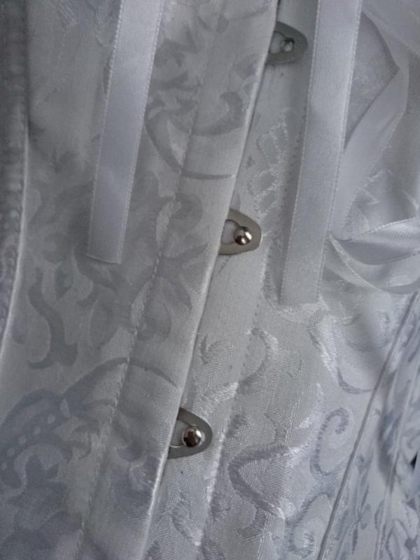 Шикарный юелый женский корсет - Фото 5