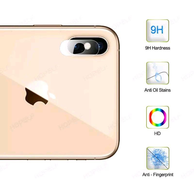 Защитное стекло для камеры iPhone 7