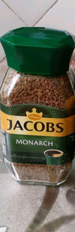 Кофе JACOBS Monarch растворимый 95г