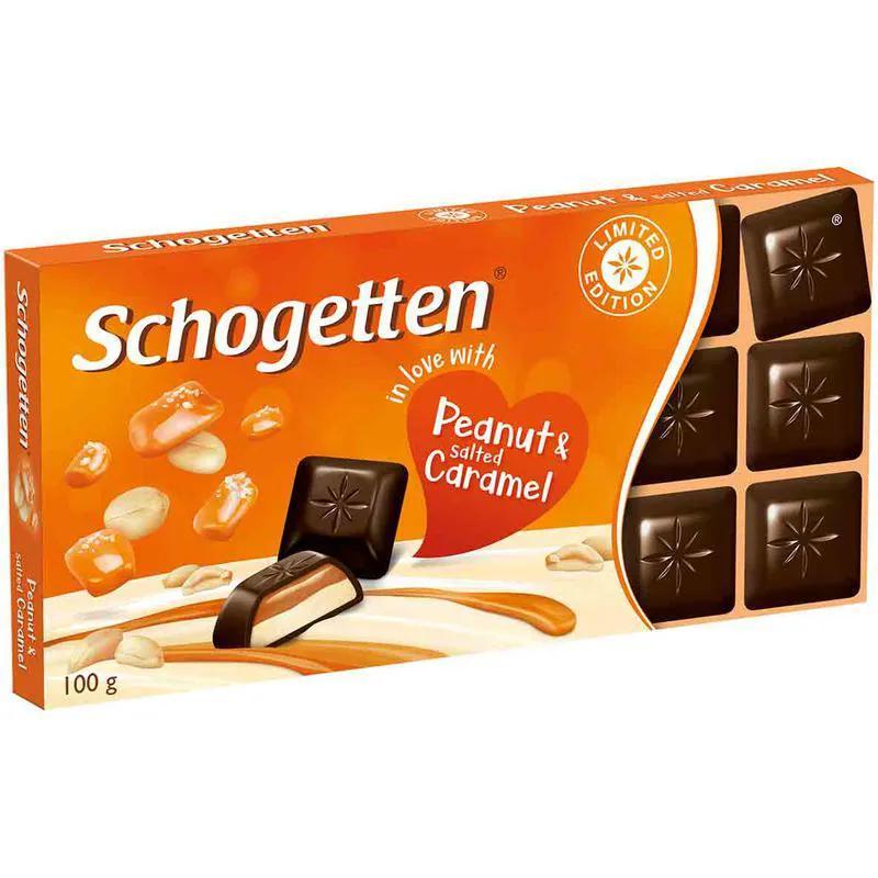 Немецкий шоколад Schogetten Шоготен - Фото 2