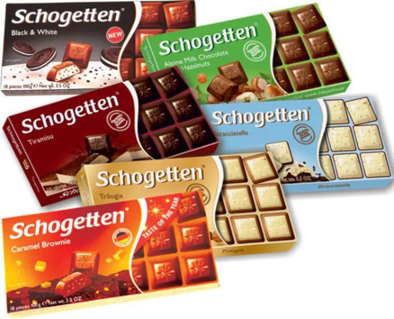 Немецкий шоколад Schogetten Шоготен - Фото 4