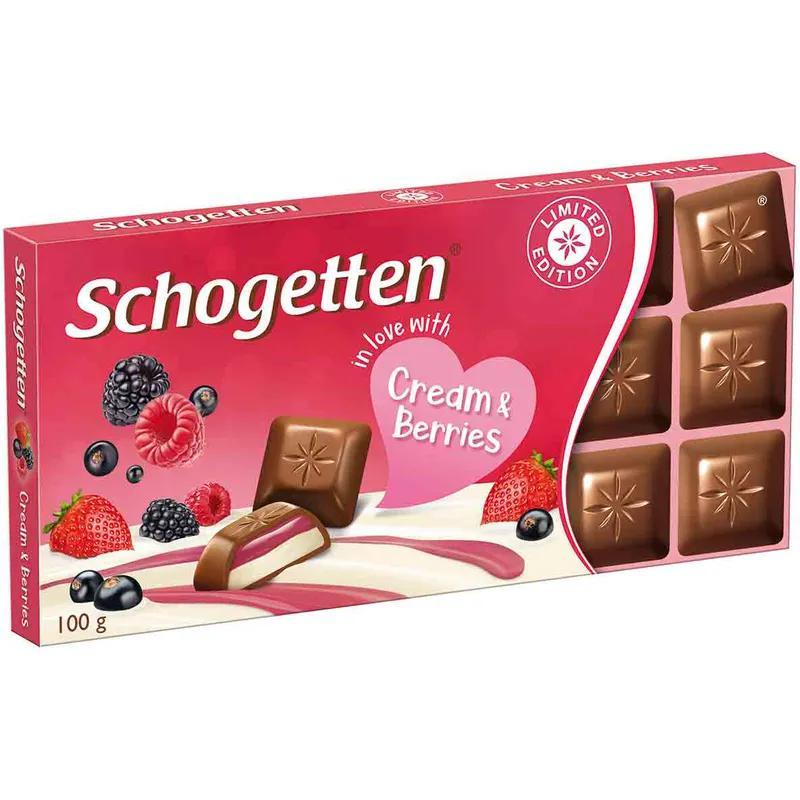 Немецкий шоколад Schogetten Шоготен - Фото 3