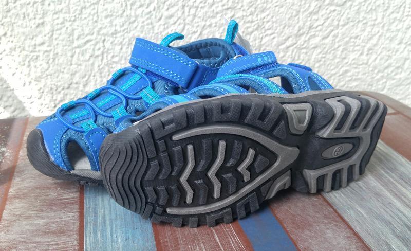 Босоножки сандалики детские - Фото 3