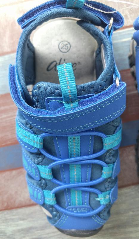 Босоножки сандалики детские - Фото 4