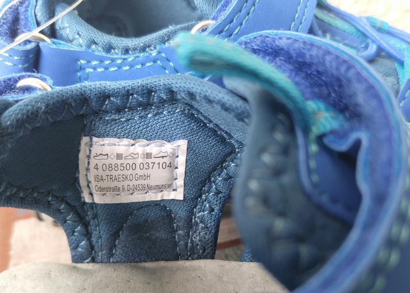 Босоножки сандалики детские - Фото 5