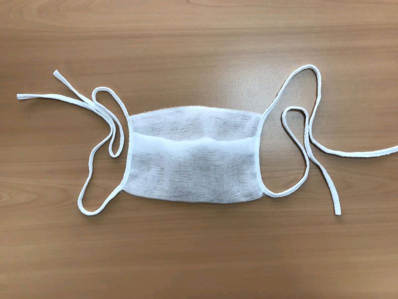 Марлевая повязка маска - Фото 2