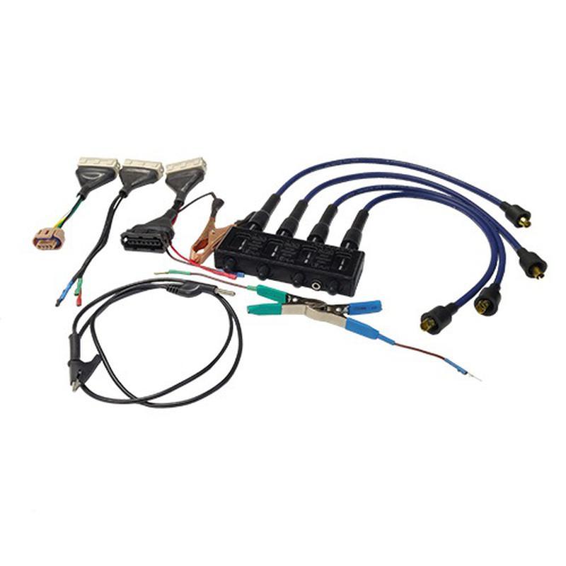 Разрядник с комплектом переходников для проверки модулей