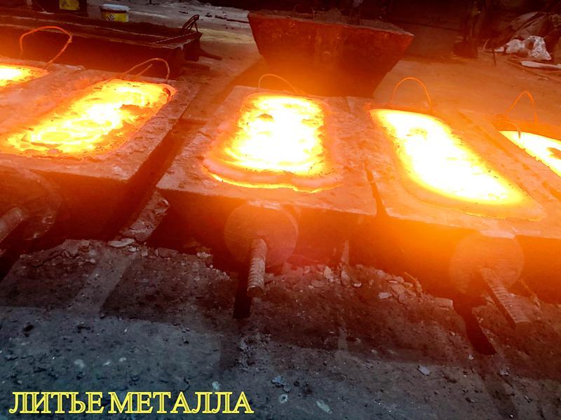 Литейное производство в Украине