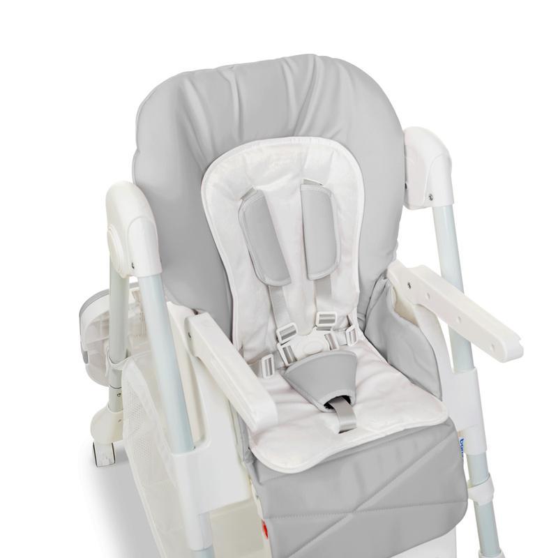 Детский стульчик для кормления M 3822 Gray - Фото 7