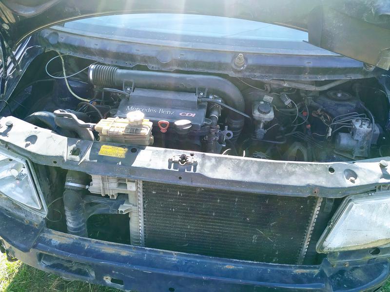 Б/У двигатель Mercedes-Benz Vito 2000 2.2 CDi - Фото 4