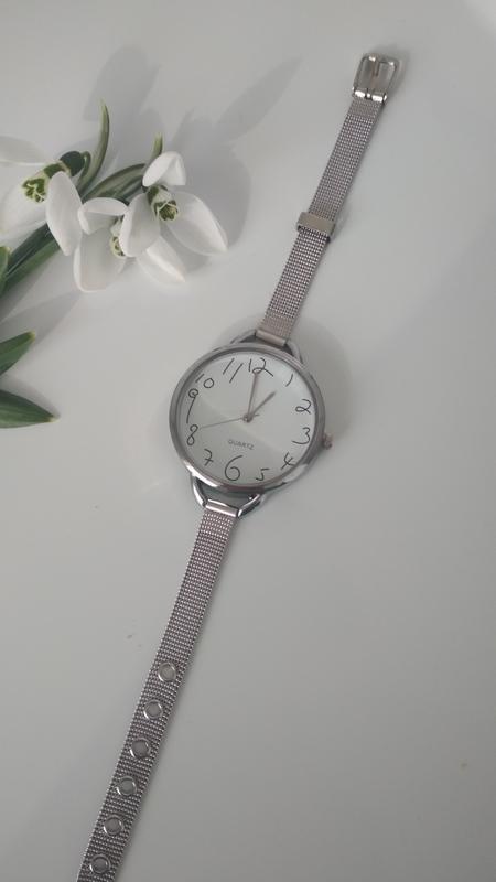 Красивые часы женские,стильний годинник, оригінальні цифри)!ча... - Фото 10