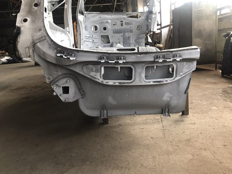 Задняя панель задний кузов Chevrolet Bolt EV 42645089