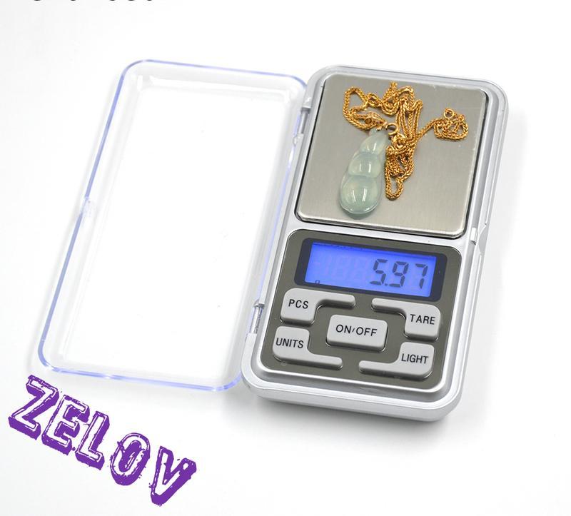 Весы карманные ювелирные