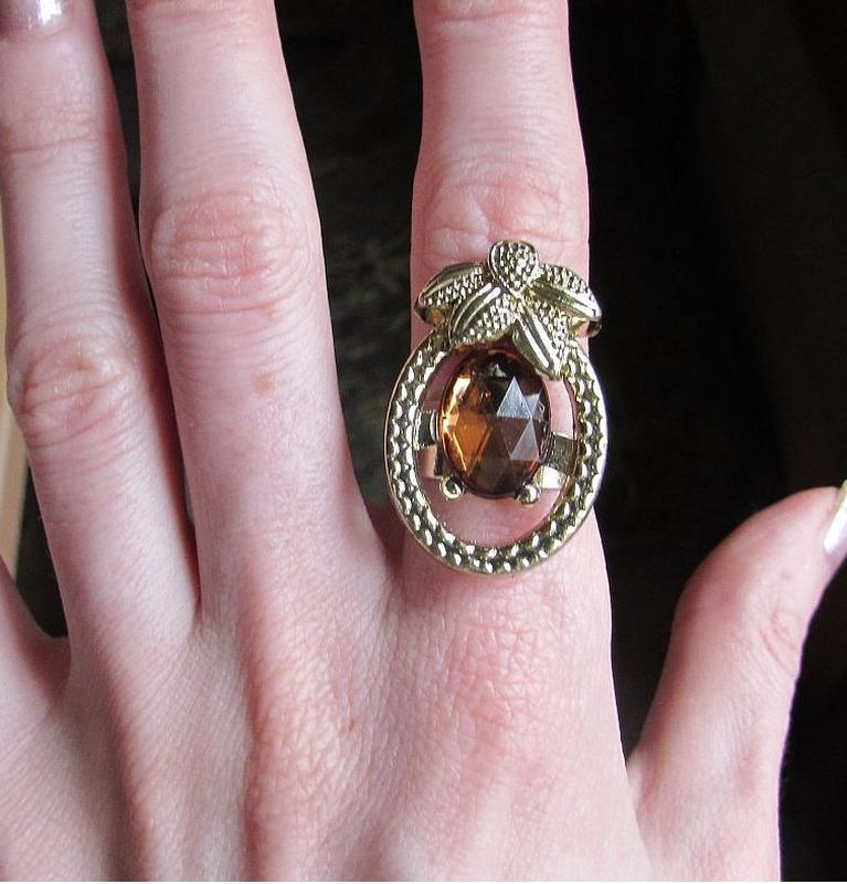 Набор бижутерии - колье. серьги, браслет, серьги и кольцо, нов... - Фото 3