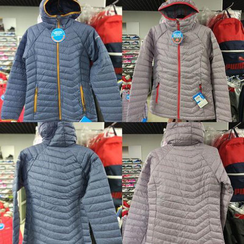 Оригинальная куртка Columbia Powder Lite Omni-Heat WK1499-446