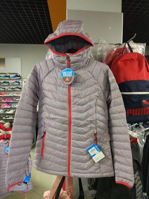 Оригинальная куртка Columbia Powder Lite Omni-Heat WK1499-446 - Фото 2