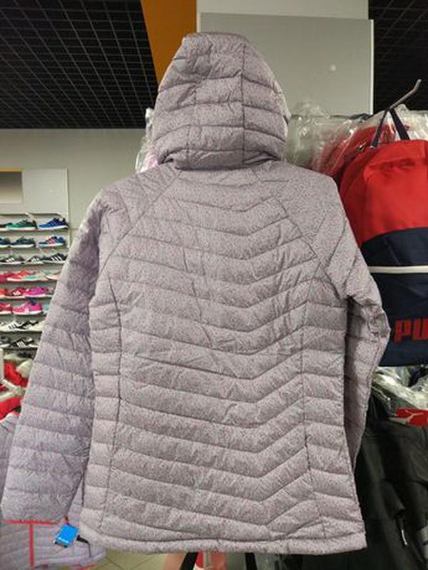 Оригинальная куртка Columbia Powder Lite Omni-Heat WK1499-446 - Фото 3