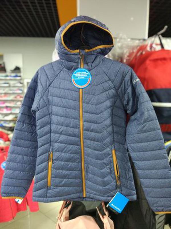 Оригинальная куртка Columbia Powder Lite Omni-Heat WK1499-446 - Фото 5