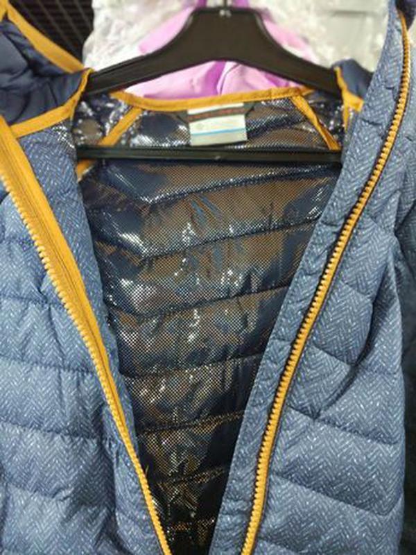 Оригинальная куртка Columbia Powder Lite Omni-Heat WK1499-446 - Фото 7
