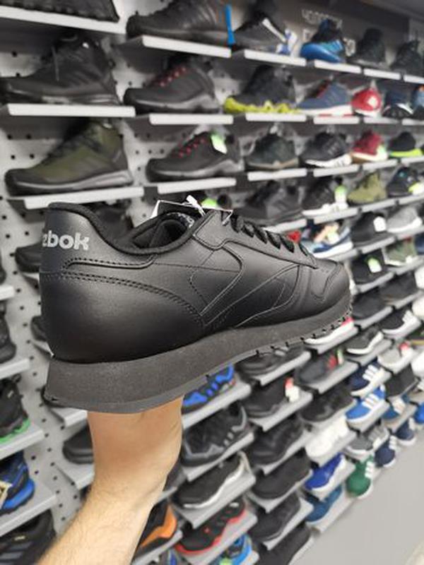 Оригинальные кроссовки Reebok Classic Leather 2267 - Фото 3