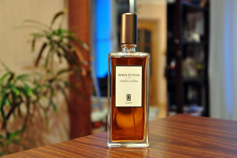 Serge Lutens Ambre Sultan_Оригинал Eau de Parfum 5 мл _затест - Фото 2