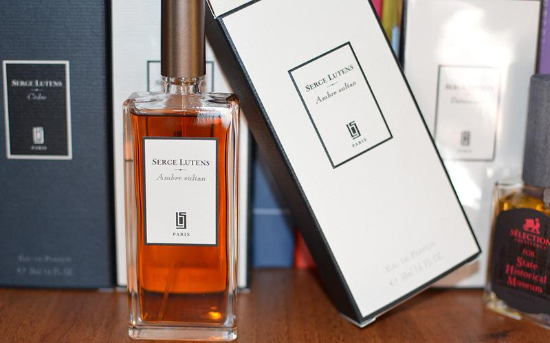 Serge Lutens Ambre Sultan_Оригинал Eau de Parfum 5 мл _затест - Фото 3
