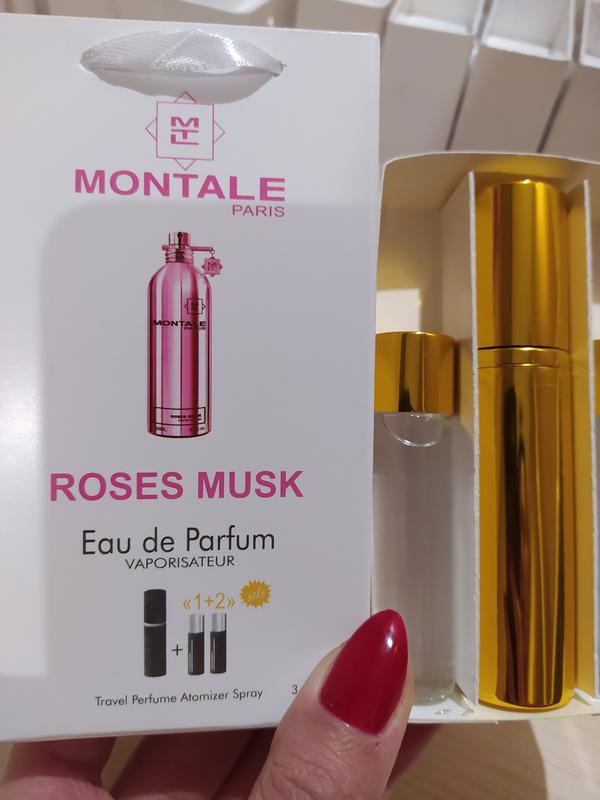 Montale roses musk 45мл