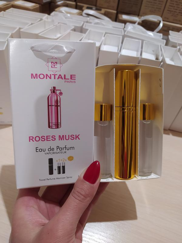 Montale roses musk 45мл - Фото 2