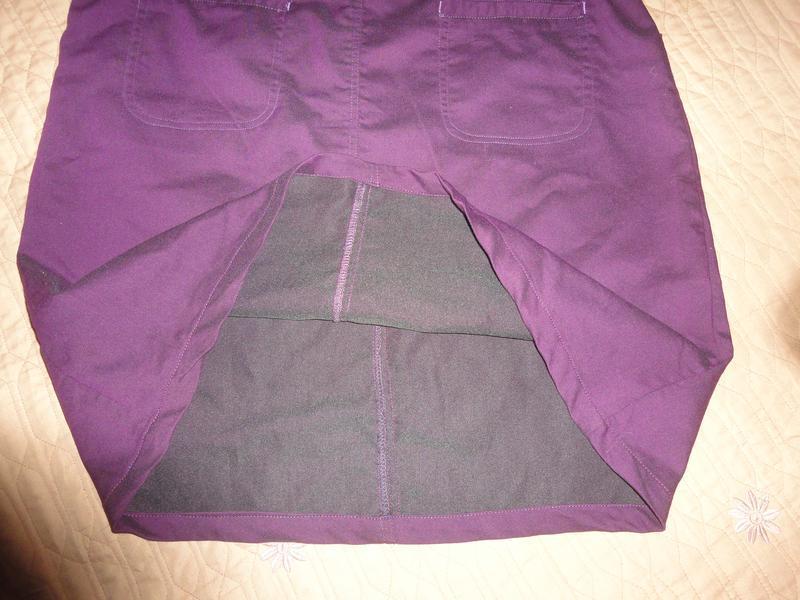 Стильная юбка стрейч - Фото 6