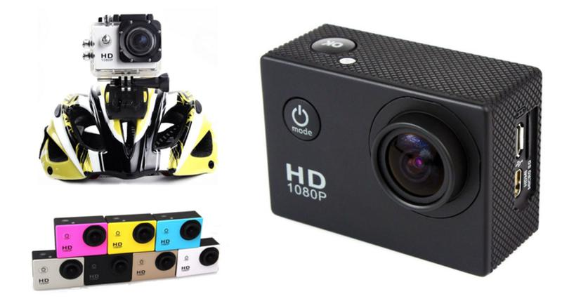 Экшн камера Action Camera Full HD A7 - Фото 7