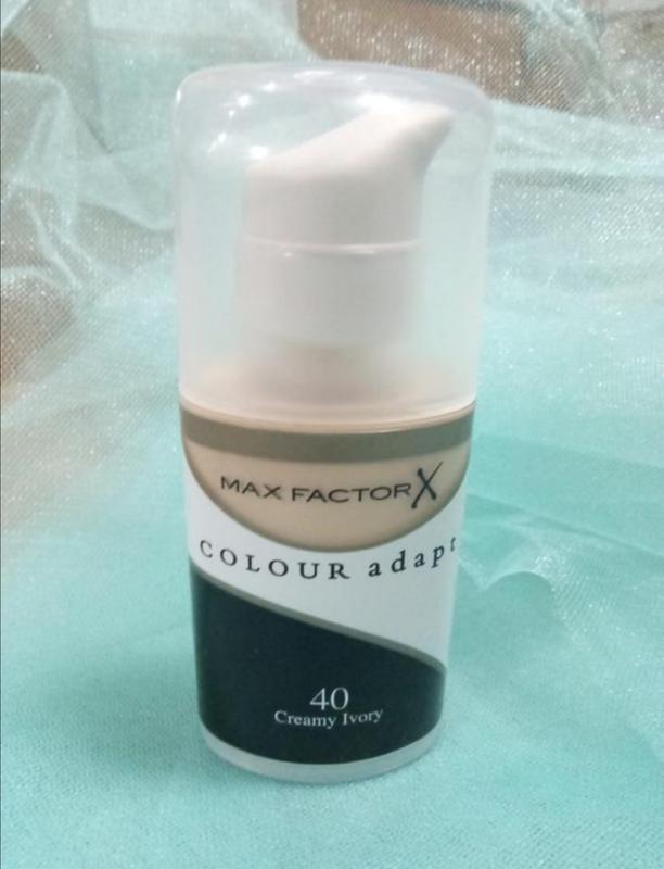 Max factor color adapt тональный крем. в наличии все оттенки.