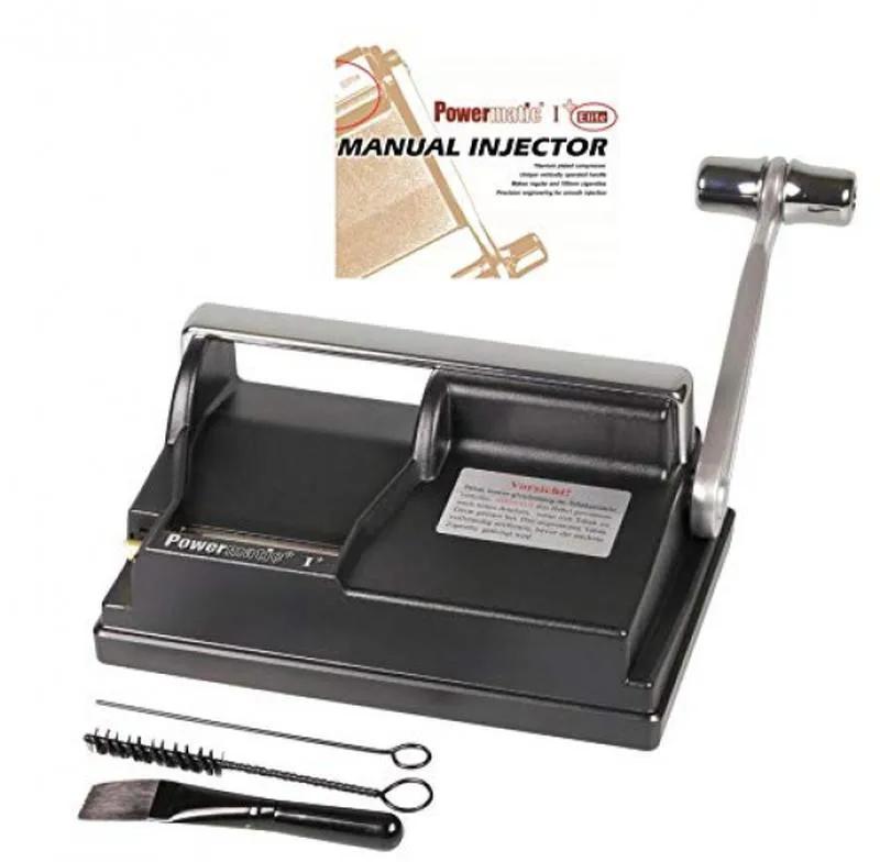 Машинка для сигарет powermatic 1 купить где дешево купить сигареты в перми
