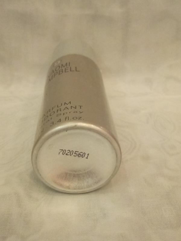 Naomi campbell,женский парфюмированный дезодорант 100мл,редкость - Фото 3