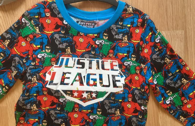 Пижама, набор пижам для мальчика george, герои marvel,р.104-11... - Фото 10