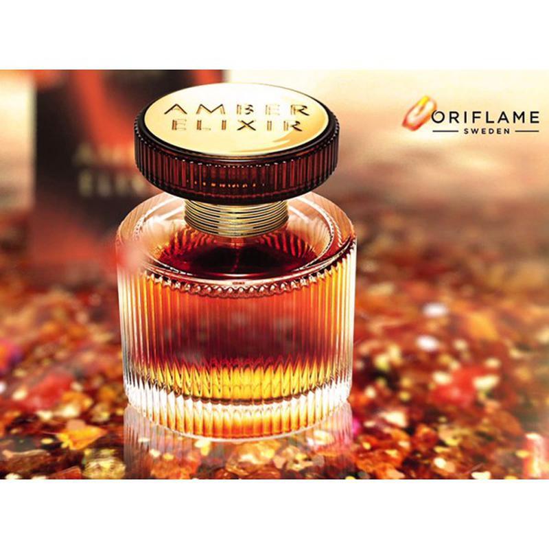 Парфюмерная вода Amber Elixir Eau de Parfum