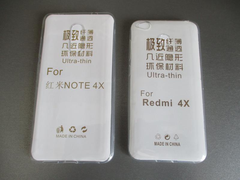 Чехол для Xiaomi Redmi 4x Redmi Note 4x