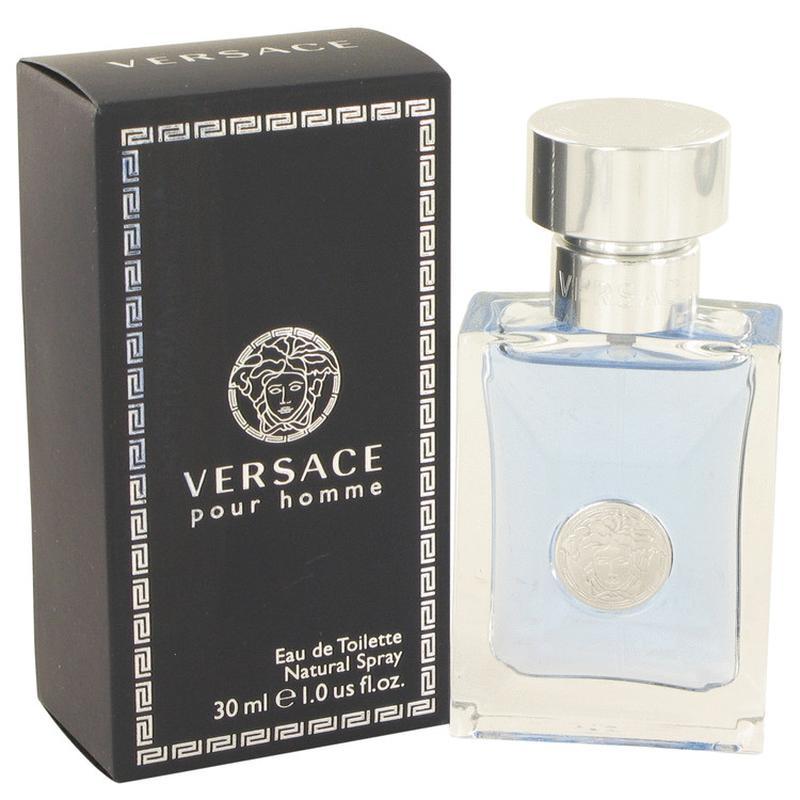 Туалетная вода для мужчин Versace Pour Homme от Versace 30мл - Фото 2