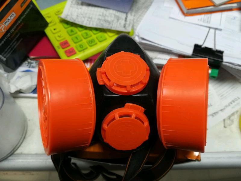 Респираторы маски - Фото 3