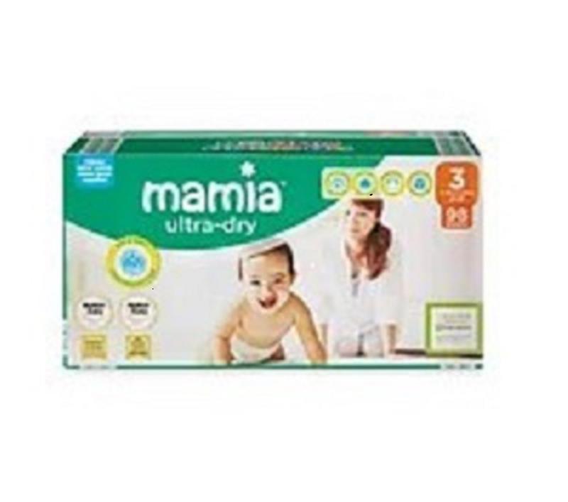 Подгузники детские Mamia Ultra-Dry - Фото 2