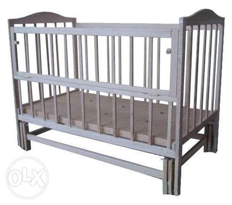 Кроватка кровать детская маятник шарнир Новые