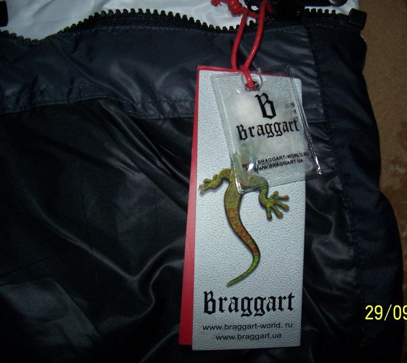 Пуховик брэнд  braggart /германия 50-52 наш размер - Фото 5