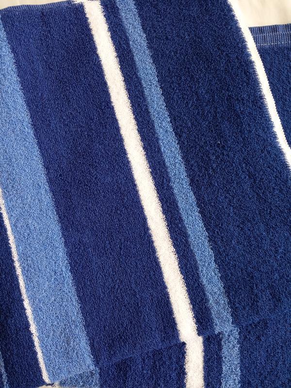 Махровое полотенце 50*30, качество - как раньше - Фото 2