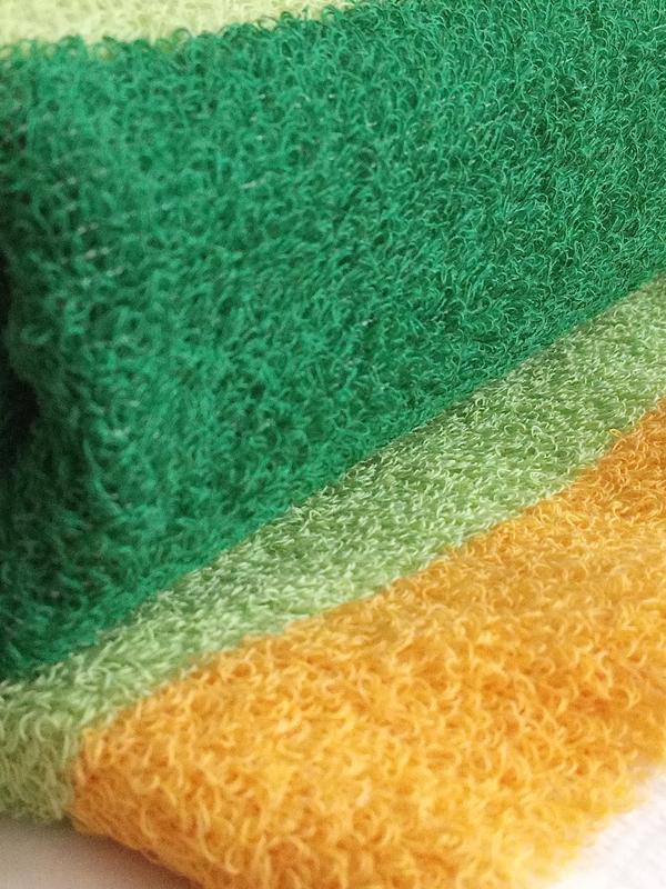 Полотенце банное махровое 140*70 - Фото 4