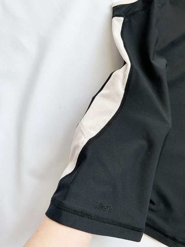 Спортивная майка, майка, черная, чорна, футболка, найк, nike, ... - Фото 4