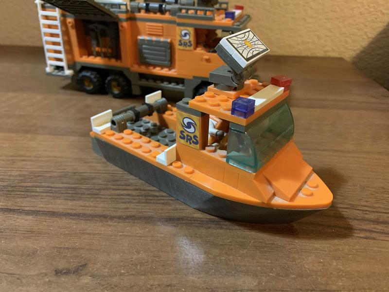Лего конструктор марки Sluban Служба спасения - Фото 5
