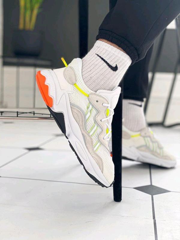 Кроссовки мужские Adidas Ozweego /Кросівки чоловічі Adidas