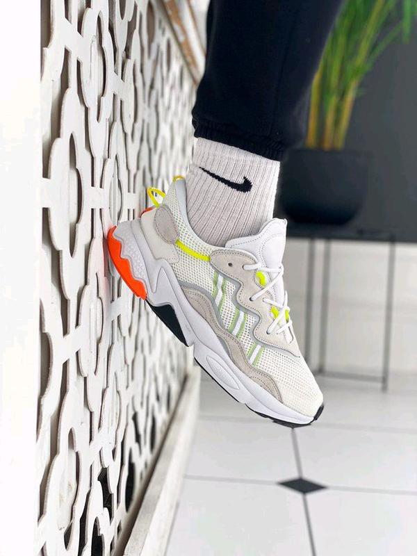 Кроссовки мужские Adidas Ozweego /Кросівки чоловічі Adidas - Фото 6