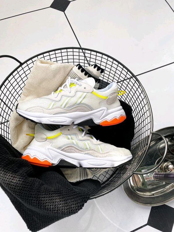 Кроссовки мужские Adidas Ozweego /Кросівки чоловічі Adidas - Фото 9