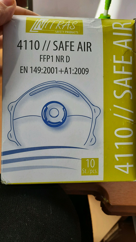 Респираторы ffp1